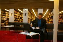 Recherche in Bibliothek