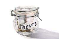 Sparen für die Rente